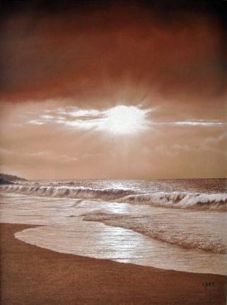 Sepia-tide
