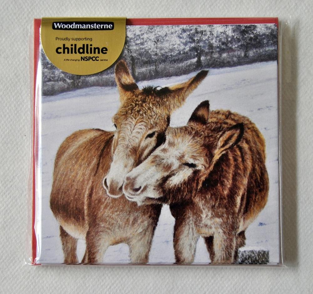 Donkey Christmas 3